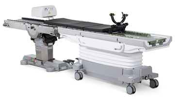 MR-OR Express patient table