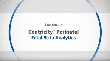 Introducing Centricity Perinatal  Fetal Strip Analysis