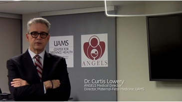 Video: UAMS ANGELS Program uses ViewPoint and Voluson for telemedicine needs